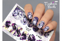 Слайдер-дизайн Fashion Nails Stretch 063