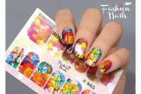 Слайдер-дизайн Fashion Nails Stretch 065