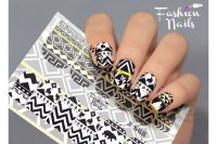 Слайдер-дизайн Fashion Nails Stretch 068