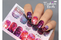 Слайдер-дизайн Fashion Nails Stretch 071